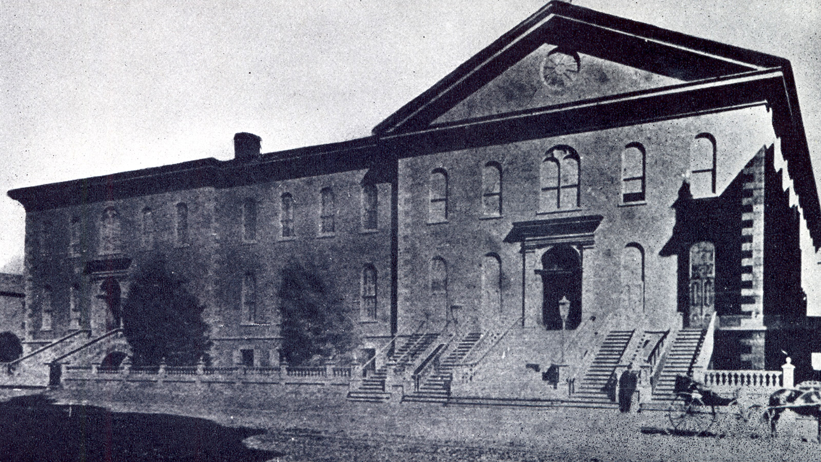 Our History - About USF | University of San Francisco