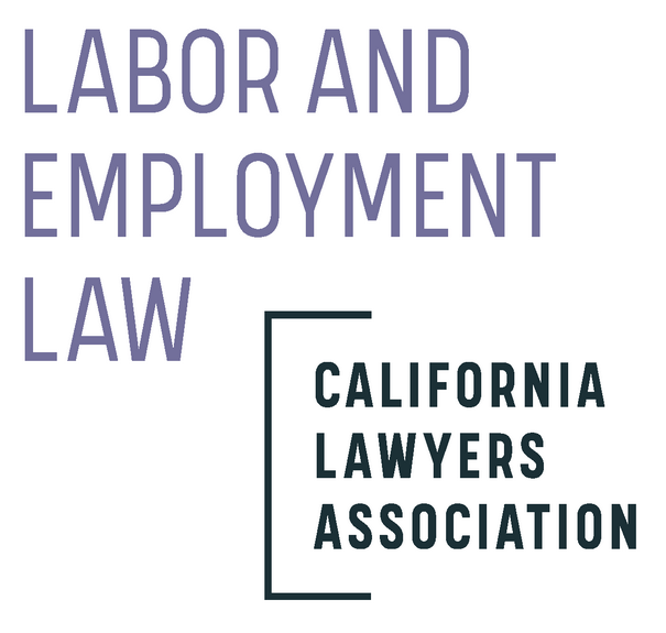 California Lawyers Association's Labor and Employment Logo