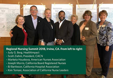 Regional Nursing Summit 2018 at Irvine, CA