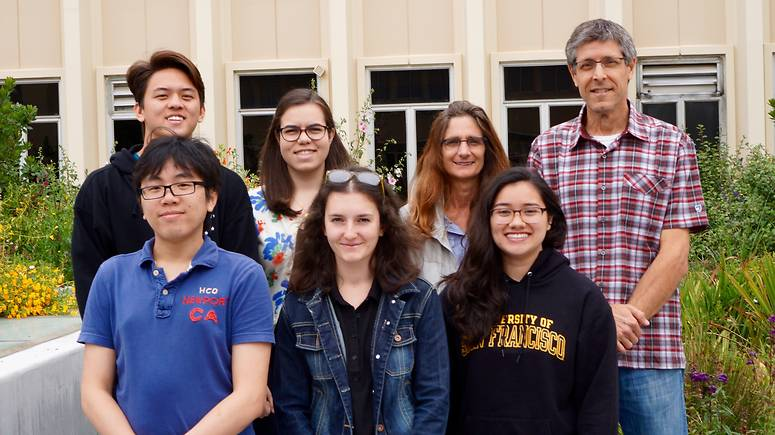 Castro-Karney Undergraduate Chemistry Research Group