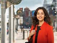 Mona Ahmadi, Part-Time MBA '15 USF San Francisco MBA degree