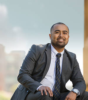 University of San Francisco Student RodneyAlcantara Master in Global Entrepreneurial Management